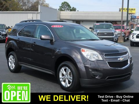 Pre-Owned 2013 Chevrolet Equinox FWD 4dr LT w/1LT Front Wheel Drive Cars