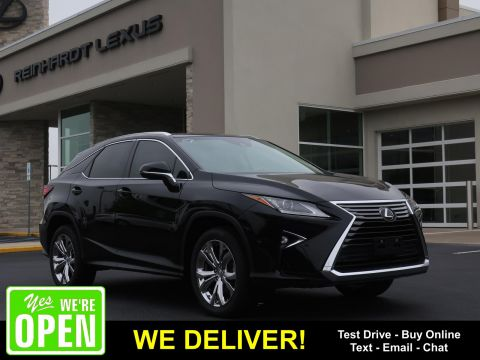 Pre-Owned 2018 Lexus RX RX 350 FWD Front Wheel Drive RX 350 FWD