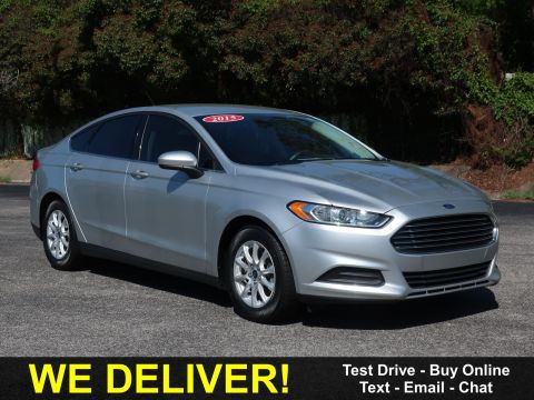 Pre-Owned 2016 Ford Fusion 4dr Sdn S FWD Front Wheel Drive Cars