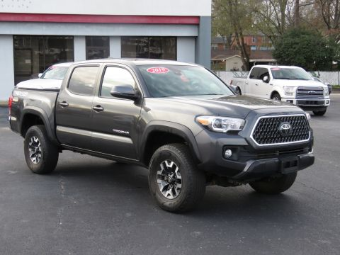 2019 Toyota Tacoma TRD Off Road Double Cab 5' Bed V6 AT (Natl)