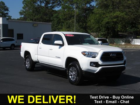 2019 Toyota Tacoma SR5 Double Cab 6' Bed V6 AT (Natl)
