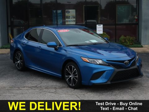 Pre-Owned 2020 Toyota Camry SE Auto (Natl) Front Wheel Drive Cars
