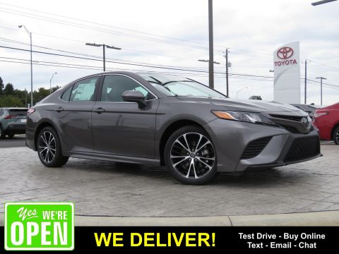New 2020 Toyota Camry SE FWD Cars