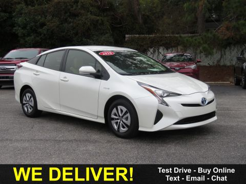 2016 Toyota Prius 5dr HB Two Eco (Natl)