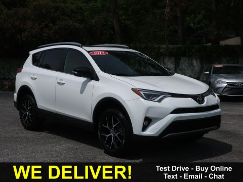Pre-Owned 2017 Toyota RAV4 SE AWD (Natl) All Wheel Drive SUVs