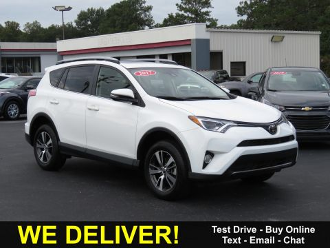 Pre-Owned 2017 Toyota RAV4 XLE FWD (Natl) Front Wheel Drive SUVs