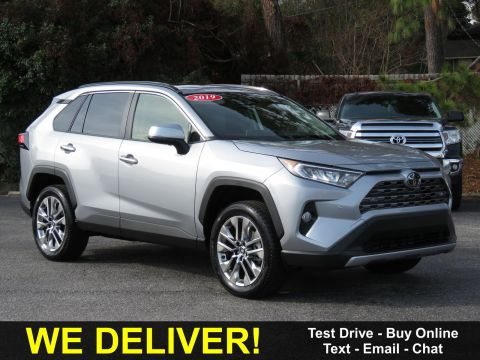 2020 Toyota RAV4 Limited FWD (Natl)