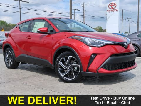 2020 Toyota C-HR Limited FWD (Natl)