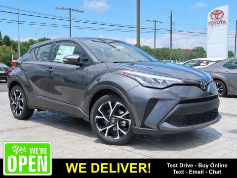 New 2020 Toyota C-HR XLE FWD SUVs